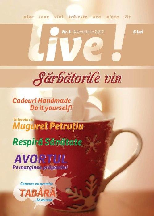revista live