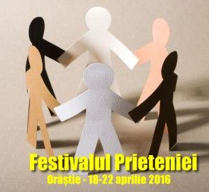festivalul prieteniei orastie 2016 logo
